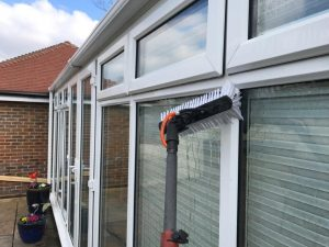 window cleaner steyning west sussex